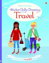 Watt, Fiona Sticker Dolly Dressing Travel