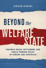 Karimi, Sirvan Beyond the Welfare State