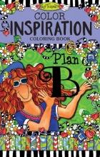 Suzy Toronto Color Inspiration Coloring Book