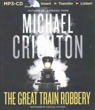 Crichton, Michael The Great Train Robbery