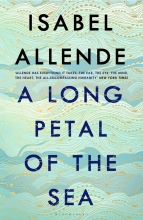 Allende Isabel Allende A Long Petal of the Sea