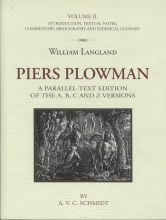 Langland, William Piers Plowman