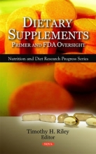 Timothy H. Riley Dietary Supplements