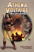 Bryant, Steve Athena Voltaire and the Volcano Goddess 1