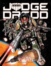 Williams, Rob Judge Dredd