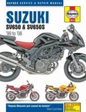 Haynes Publishing Suzuki Sv650 & Sv650S
