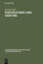 Wolf, Thomas Pustkuchen Und Goethe