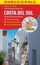 Costa Del Sol Marco Polo Holiday Map 2019 - pocket size, eas