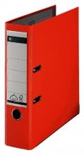 , Ordner Leitz A4 80mm PP oranje
