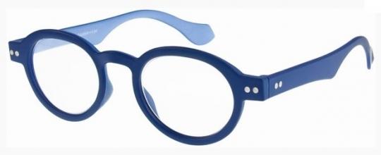 G44910 , Leesbril doktor g44900 blauw 1.00