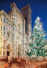 , Adventskalender kerstgebouw