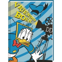 , VRIENDENBOEK DONALD DUCK CAMERA LOS - FSC MIX CREDIT