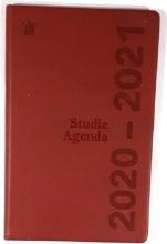 520stu110.ro , Schoolagenda studie 2020-2021 deluxe rood