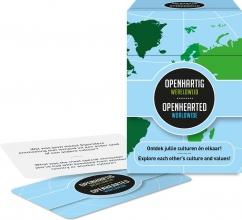 Opu-1121 , Openhartig wereldwijd - openhearted worldwide