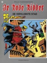 Willy  Vandersteen De Rode Ridder Vervloekte stad