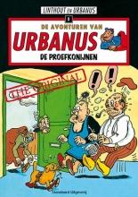 Urbanus Urbanus De proefkonijnen