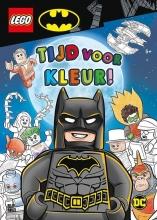, LEGO Batman kleurboek