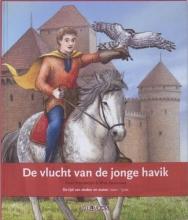Hans  Petermeijer Terugblikken prentenboeken De vlucht van de jonge havik