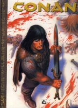Kurt  Busiek, Cary  Nord, Thomas  Yeates Robert E Howard Collectie Conan 1 De dochter van de ijsreus