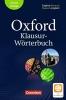 , Oxford Klausur-W?rterbuch - Ausgabe 2018. B1-C1 - Englisch-Deutsch/Deutsch-Englisch