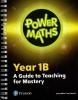 , Power Maths Year 1 Teacher Guide 1B