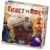 <b>Dow-7251</b>,Ticket To Ride Usa  - Nederlandstalig