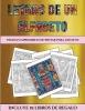 Santiago Garcia, Paginas imprimibles de pintar para adultos (Letras de un alfabeto inventado)