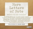 , More Letters of Note