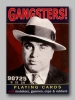 Pia-116216 , Gangsters speelkaarten - single deck - piatnik