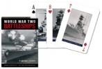 Pia-146916 , Battleships world war two - speelkaarten - single deck - piatnik
