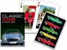 Pia-165016 , Classic cars speelkarten - single deck - piatnik
