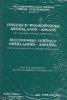, Juridisch woordenboek Diccionario juridico
