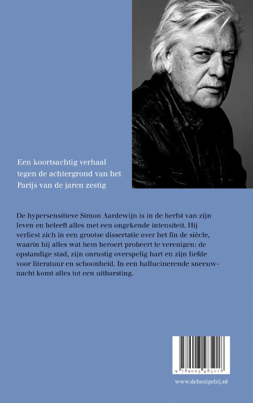 Jan Siebelink,De blauwe nacht