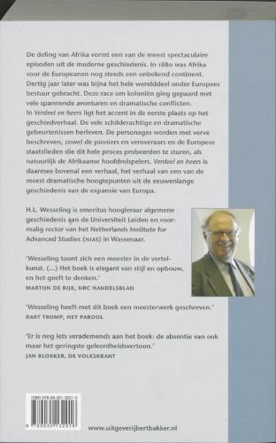 H.L. Wesseling,Verdeel en heers
