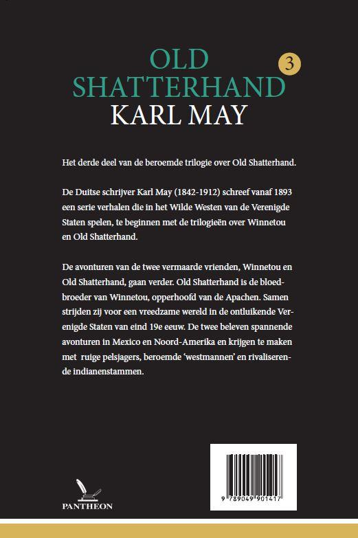 Karl May,Old Shatterhand 3
