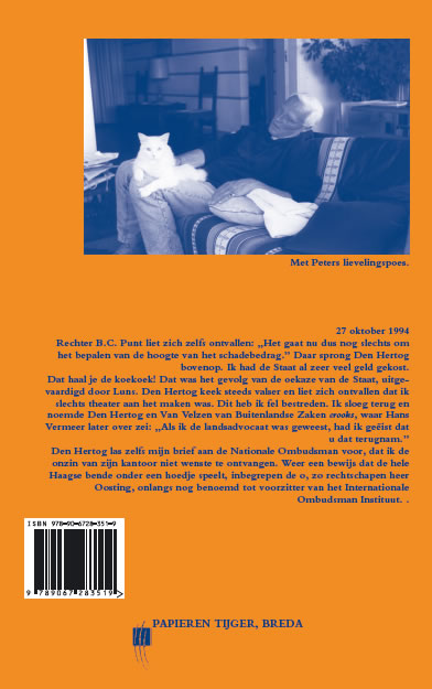 Willem Oltmans,Memoires 1994-B