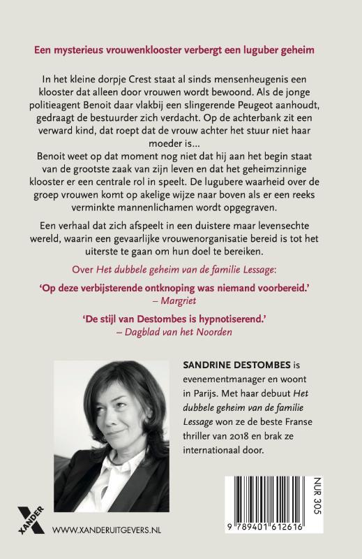 Sandrine Destombes,De kinderen van het klooster