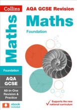 Collins GCSE AQA GCSE 9-1 Maths Foundation All-in-One Revision and Practice