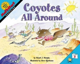 Murphy, Stuart J. Coyotes All Around