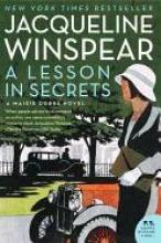 Winspear, Jacqueline A Lesson in Secrets