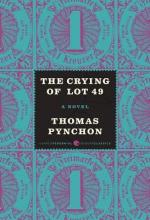 Pynchon, Thomas The Crying of Lot 49