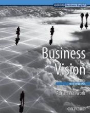 Wallwork, Adrian Business Vision. Workbook