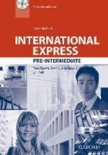 International Express: Pre-Intermediate: Teacher`s Resource Book with DVD