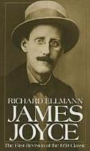 Ellmann, Richard James Joyce