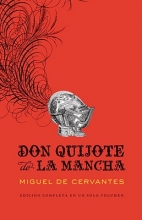 Cervantes Saavedra, Miguel de Don Quijote de la Mancha