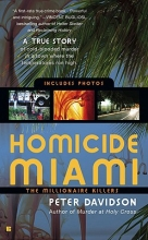 Davidson, Peter Homicide Miami