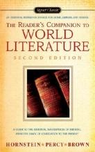 Hornstein, Lillian Herlands,   Edel, Leon,   Frenz, Horst The Reader`s Companion to World Literature