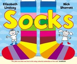 Sharratt, Nick Socks