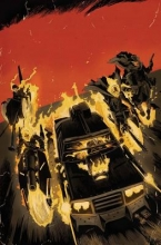 Felipe Smith Ghost Racers