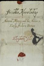Yale, Elizabeth Sociable Knowledge